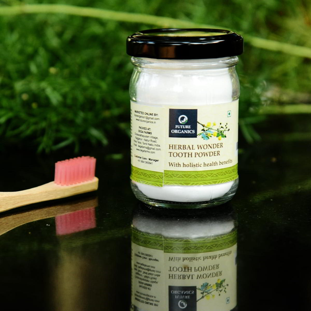 Herbal Wonder Tooth Powder