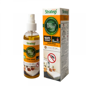 Herbal Mosquito Repellent Room Spray(set of 2)