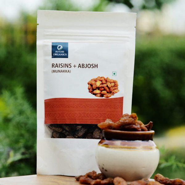 Raisins + Abjosh (Munakka)
