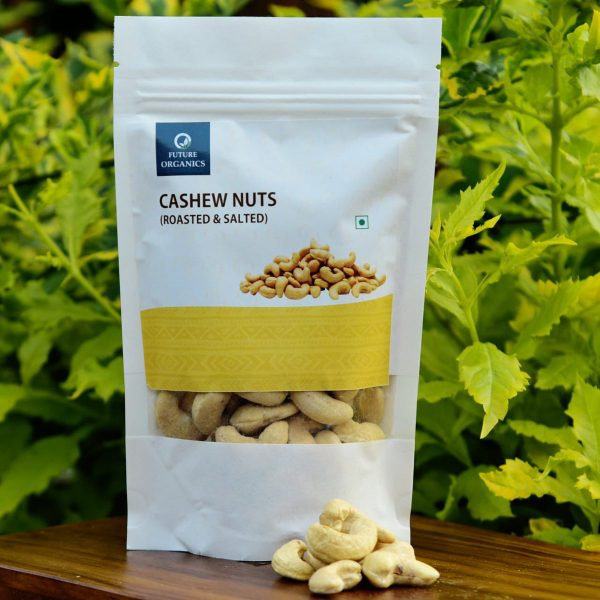 Cashew Nuts (Roasted & Salted)