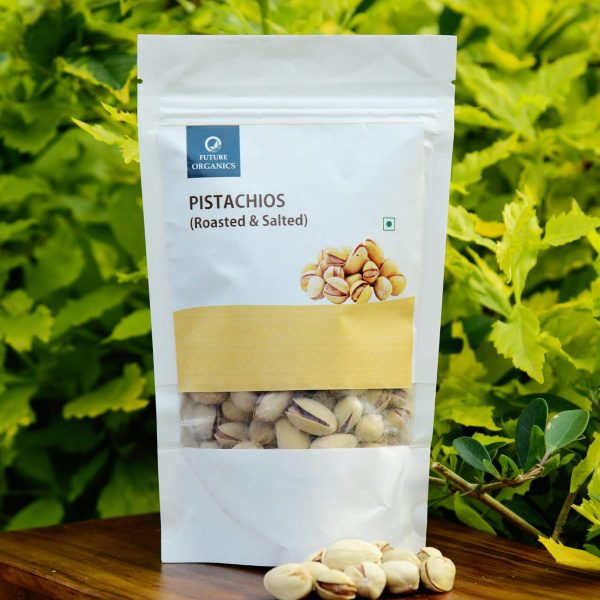 Pistachios(Roasted & salted)