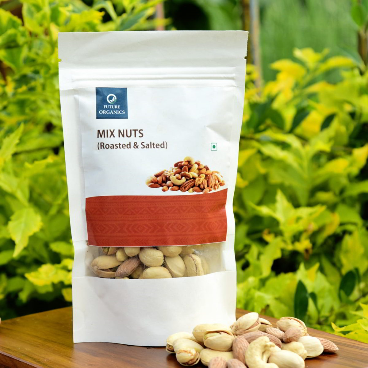 Raw Mix Nuts(Roasted & salted)