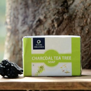 Charcoal Tea Tree Soap(set of 2)