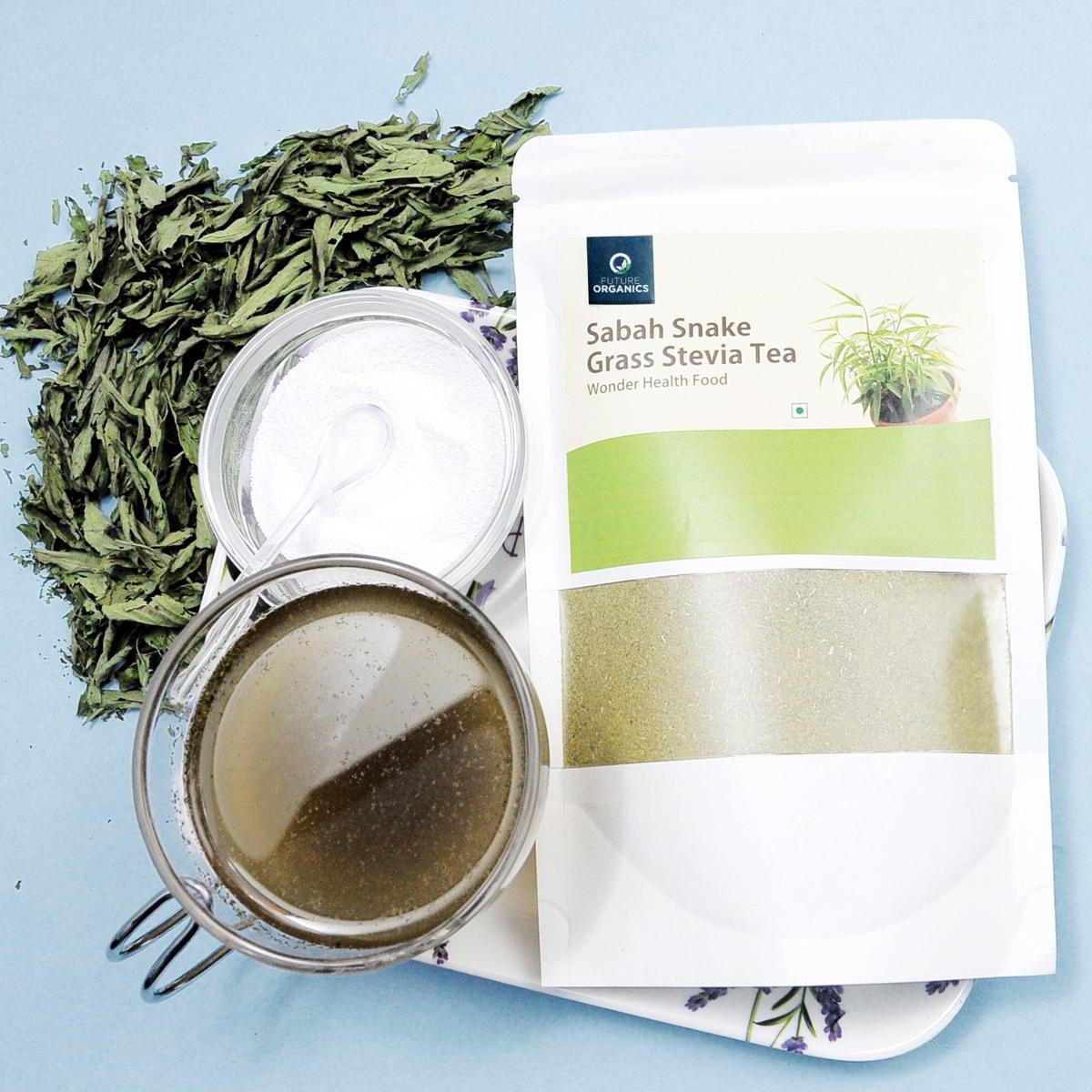 Sabah Snake Grass Stevia Tea